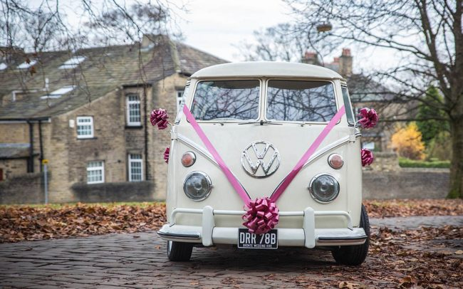 Brighouse Wedding VW Camper Van
