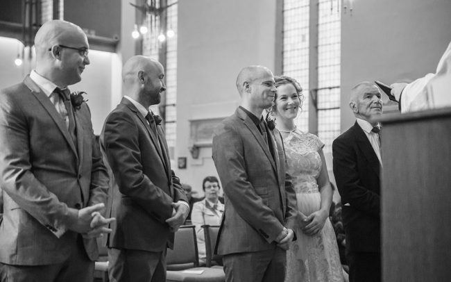 Brighouse Wedding Ceremony at St Martins Church
